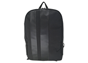 Heavy poly backpack with laptop compartment BP577