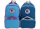 Back to School backpack BP532 with lunch box BP538